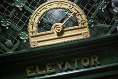 Elevator by Steve Snodgrass, on Flickr