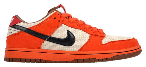 Nike SB Dunk Low Premium (Orange Black)  e3bc33293ff4