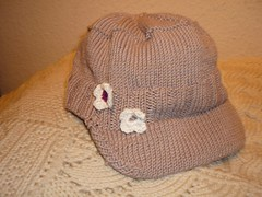 Stein Kappe (petuniad) Tags: hat knitting luxor mtze knitty topi stricken schoppel