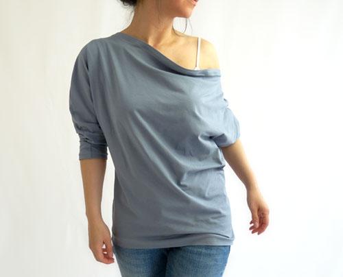 Marianne Sweatshirt Style a la 80s, baybee!