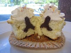 Halloween cupcakes - Black Soul