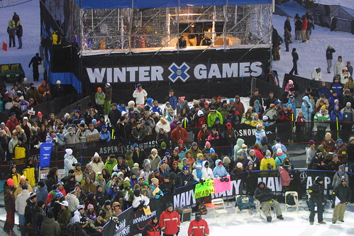 Tignes' Winter X Games