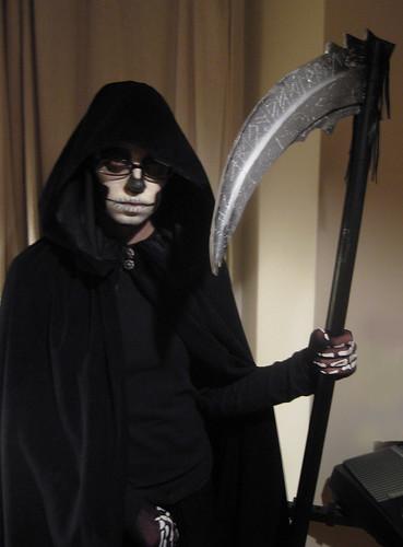 Scythe and Reaper