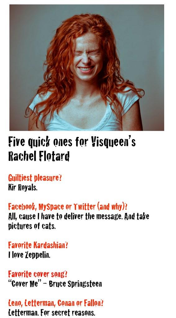 Rachel Flotard quick