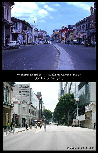 Emerald Hill to Pavilion Cinema