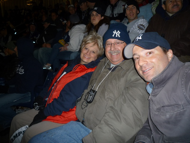 NOV 2009-Yankees Win