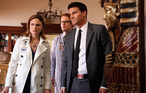 5x05 - A Night at the Bones Museum by Bones Picture Archive.