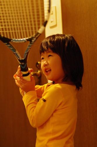 テニスは楽しくやりたい!