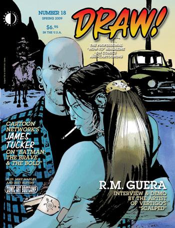 DRAW! MAGAZINE #18