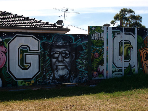 Collingwood mural part 4