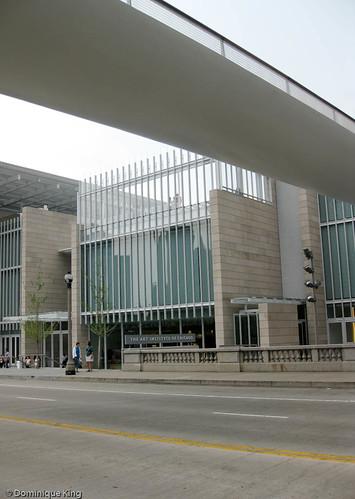Art Institute of Chicago modern wing 1