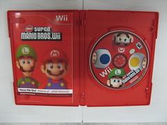 Here We Go! (yangkuo) Tags: new red game box nintendo mario toad manual disc luigi supermariobros wii