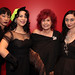 Kathy Jeung, Evelyn Black, Annie Flanders and Rose Apodaca