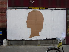 NYSAT2 (MoreInterpretations) Tags: street new york art public advertising space ad campaign takeover wildposting