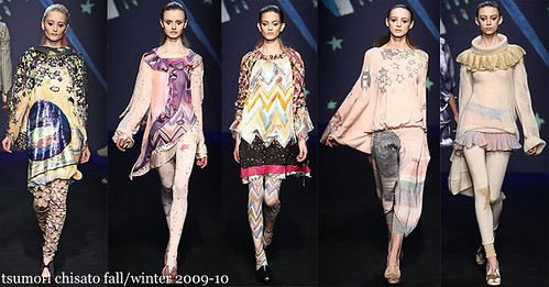 Tsumori Chisato 2009 2010 Fall Winter Collection