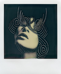 Polaroid. (Chad Coombs) Tags: art film manipulated polaroid photography photo hand time chad fine photograph expired zero coombs unscene unsceneart