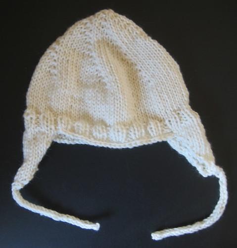 Earflap Baby Hat