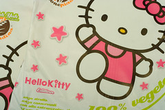 Piadina senza strutto Hello Kitty #2