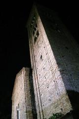 S.Francesco (Mari_z) Tags: campanile monumenti 2009 ravenna notturno chiesadisfrancesco
