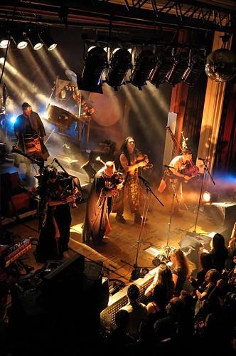 Corvus Corax live