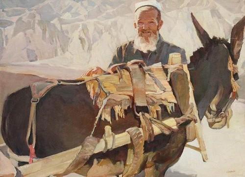 uyghur by sarvaz