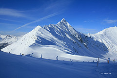 HintertuxGletscher09 (dali@flickr) Tags: snow ski alps skiing bluesky glacier alpen gletscher austrian glacial mountans  hintertuxer