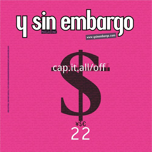Y SIN EMBARGO magazine #22