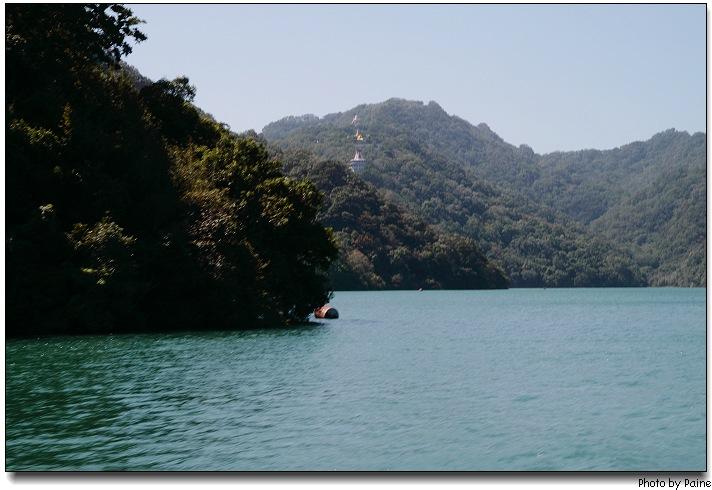 石門水庫遊湖