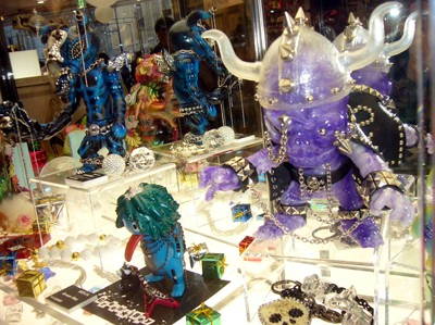 Custom Show at Kaiju Blue Gallery