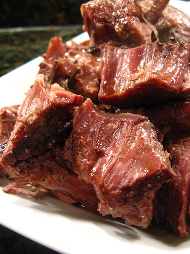 1 - Wine Braised Chuck Roast