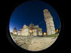 Piazza dei Miracoli (seba82) Tags: torre olympus pisa di piazza duomo battistero dei miracoli salati sebastiano seba82