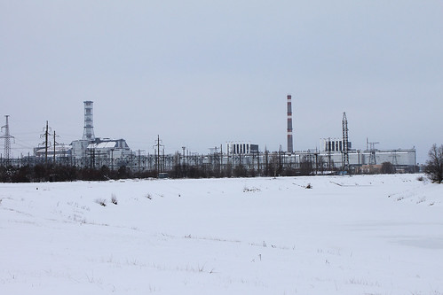 Chornobyl Nuclear Power Station