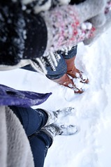 snow day (fromjenslens) Tags: selfportrait snow boots