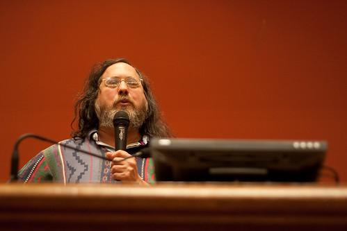 Richard M. Stallman.