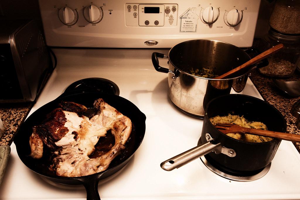 Day 153 - Dinner