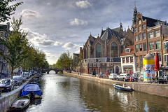 "Oude Kerk • <a style=""font-size:0.8em;"" href=""http://www.flickr.com/photos/45090765@N05/4278561211/"" target=""_blank"">View on Flickr</a>"