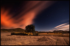 Izagaondoa (Navarra) (martin zalba) Tags: night stars landscape star noche paisaje estrellas nocturna estrella