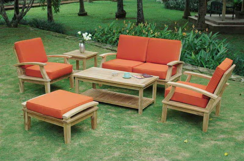 Furniture Sets from Teak Wood Patio Furniture