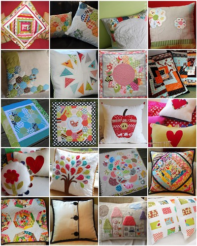 Inspiration for Pillow Swap II