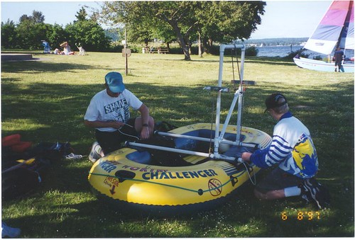 Umbrella Sailing - Installing Trampoline.jpg