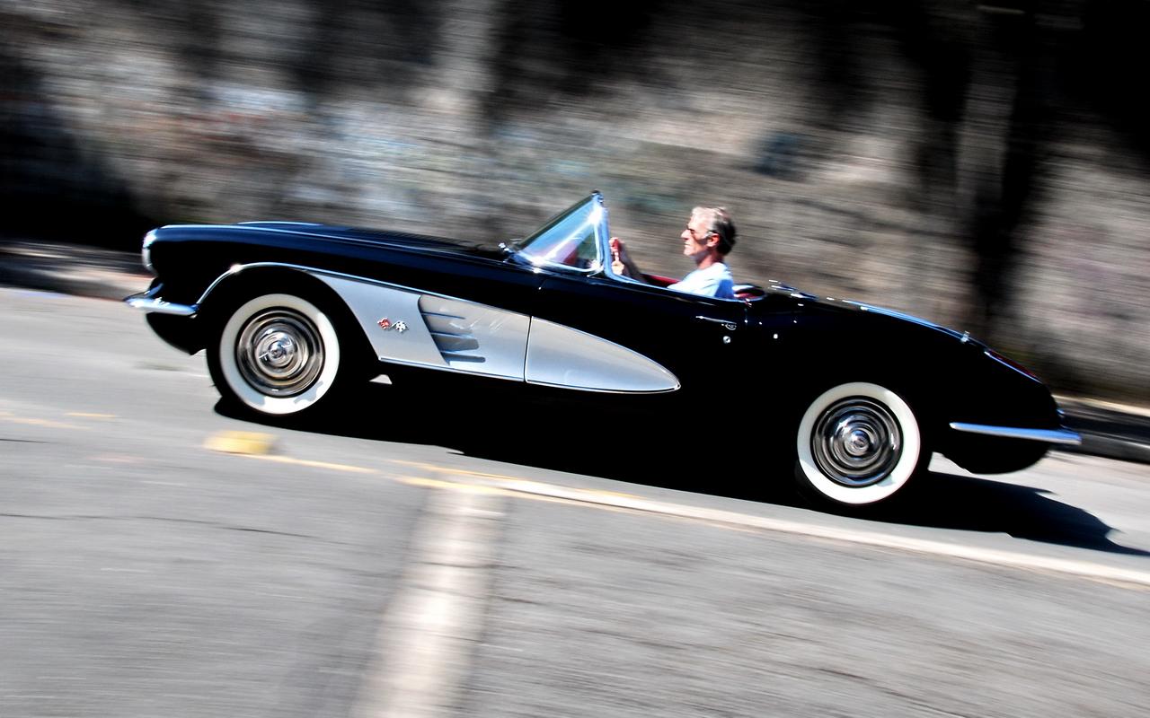 Corvette 1958. go back