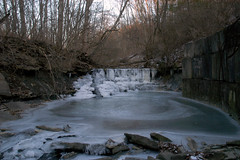 Chilly Waters (trinity091319) Tags: winter ohio ice waterfalls