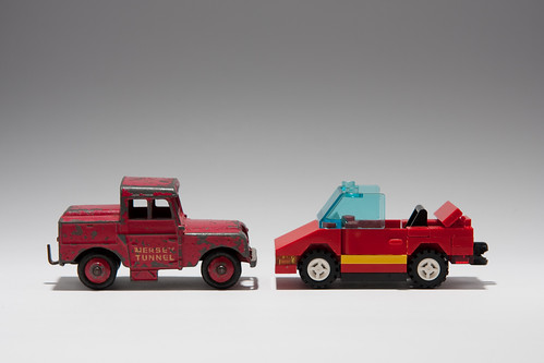 Diecast vs Extruded