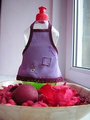 liquid apron