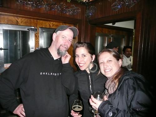 Rodger Davis, Nicole Erny & Claudia Davis