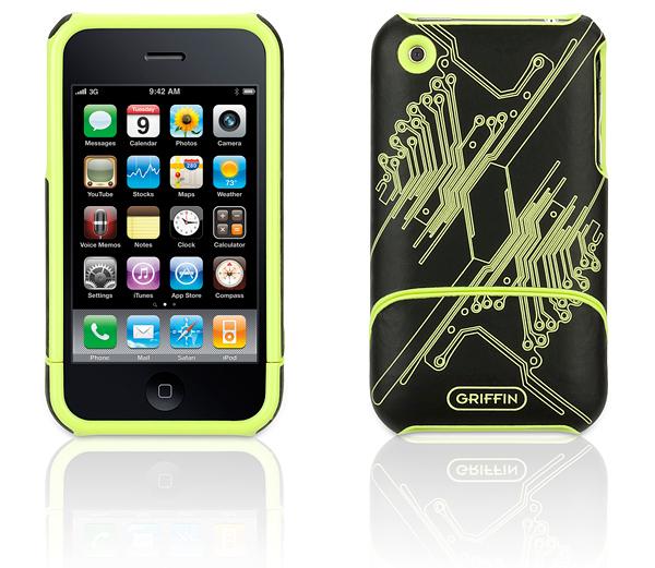 Tech iPhone case