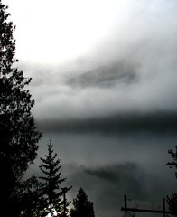 Heaven on Earth (Surrealplaces) Tags: winter lake canada britishcolumbia cottage nelson kootenay