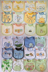82 (Infant Clothing) Tags: bibs carters