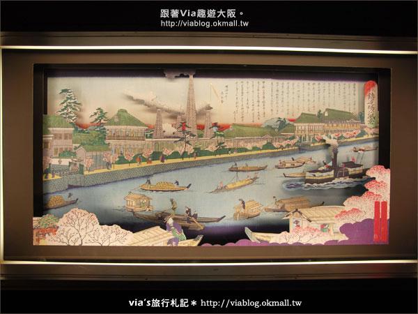 【via關西冬遊記】大阪生活今昔館(又名:大阪市立人居博物館)26