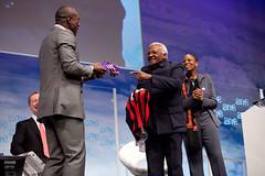 IMG_4019 (One Young World) Tags: youth football davos summit leaders tomorrow davidjones global desmondtutu tannigreythompson clarenceseedorf nickkeller oneyoungworld
